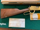 """WINCHESTER 9422, 22 LR. """"ANNIE OKLEY"""" MISS LITTLE SURE SHOT, NEW UNFIRED IN THE BOX WITH OWNERS MANUAL, ETC. - 4 of 6"""