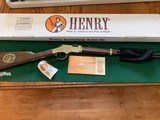 HENRY 22LR. GOLDENBOY BOY SCOUT CENNENTIAL 100 YEAR ANNIVERSARY
