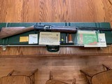 """REMINGTON 1100 SPECIAL FIELD 12 GA. 1985- 86 DUCKS UNLIMITED DINNER GUN, 26"""" BARREL 2 3/4"""" CHAMBER, WITH 3 BRILEY EXTENDED CHOKE TUBES"""