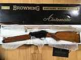 "BROWNING BELGIUM SWEET-16, MFG.1962, 26"" IMPROVED CYL. VENT RIB, ROUND KNOB, NEW UNFIRED, NEVER BEEN ASSEMBLED, 100% COND. NEW IN THE BOX"