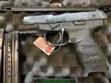 """WALTHER CREED, 9MM, 4"""" BARREL, COMES WITH 2 MAG'S, NEW IN THE BOX - 3 of 3"""