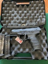 """WALTHER CREED, 9MM, 4"""" BARREL, COMES WITH 2 MAG'S, NEW IN THE BOX"""