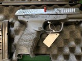 """WALTHER CREED, 9MM, 4"""" BARREL, COMES WITH 2 MAG'S, NEW IN THE BOX - 2 of 3"""