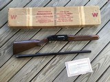 """WINCHESTER 59, 12 GA., 26"""" FULL CHOKE, NEW UNFIRED IN THE BOX WITH WARRANTY CARD"""