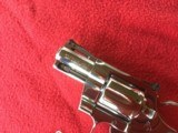 "COLT PYTHON 357 MAGNUM, 2 1/2"" BRIGHT STAINLESS,