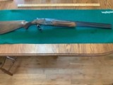 "CHARLES DALY MIROKU OVER & UNDER, 12 GA., 26"" IMPROVED CYL. & MOD. EXC. COND."