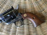 """COLT SAA, NEW FRONTIER 44 SPC. CAL., 7 1/2"""" BLUE/CASE COLOR, 3RD GENERATION, NEW UNFIRED IN THE BOX - 4 of 8"""
