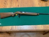 "RUGER ""DEER STALKER"" 44 AUTO. 4 DIGIT SERIAL NO., IN THE FIRST 2,000 MFG. EXC. COND. - 1 of 6"