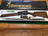 """BROWNING A-5, 12 GA. JAP, 26"""" INVECTOR PLUS, 2 3/4"""" CHAMBER, 100% COND. NEW UNFIRED IN BOX"""