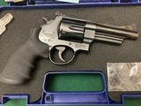 """SMITH & WESSON 29,44 MAGNUM, 4"""" BLUE, """"MOUNTAIN GUN"""" CABELAS OUTFITTER SERIES IN THE BOX - 2 of 6"""