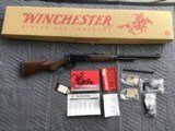 """WINCHESTER 9410, 410 GA. PACKER COMPACT 20"""" INVECTOR, COMES WITH ALL 3 CHOKE TUBES IN THE BOX, 100% COND. UNFIRED IN THE BOX"""