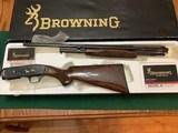 "BROWNING M-42, 410 GA. GRADE 5, 26"" VENT RIB, MOD. CHOKE, NEW UNFIRED IN THE BOX"
