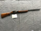 """BROWNING BELGIUM, """"TWENTY-WEIGHT"""", 12 GA., 28"""" MOD. VENT RIB, 2 SHOT AUTO MFG. IN THE 1950'S, COMES WITH THE HANG TAG"""