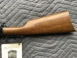 "MARLIN 39M MOUNTIE, ARTICLE Il, 22LR. 20"" BARREL, ""COMMEMORATING 100 YRS. OF THE RIGHT TO BEAR ARMS"", NEW UNFIRED IN THE BOX - 5 of 10"