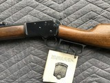 "MARLIN 39M MOUNTIE, ARTICLE Il, 22LR. 20"" BARREL, ""COMMEMORATING 100 YRS. OF THE RIGHT TO BEAR ARMS"", NEW UNFIRED IN THE BOX - 9 of 10"