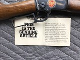 """MARLIN 39M MOUNTIE, ARTICLE Il, 22LR. 20"""" BARREL, """"COMMEMORATING 100 YRS. OF THE RIGHT TO BEAR ARMS"""", NEW UNFIRED IN THE BOX - 2 of 10"""