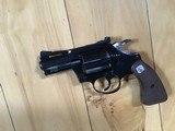 """COLT DIAMONDBACK 357 MAGNUM, 2 1/2"""" BLUE """"RARE"""" GUN, EXC.COND."""