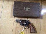 """COLT DETECTIVE SPECIAL, 38 SPC., 2"""" BRIGHT NICKEL, NEW IN THE BOX - 3 of 4"""