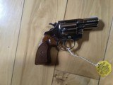 """COLT DETECTIVE SPECIAL, 38 SPC., 2"""" BRIGHT NICKEL, NEW IN THE BOX - 4 of 4"""