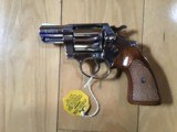 """COLT DETECTIVE SPECIAL, 38 SPC., 2"""" BRIGHT NICKEL, NEW IN THE BOX - 2 of 4"""