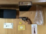 """COLT DETECTIVE SPECIAL, 38 SPC., 2"""" BRIGHT NICKEL, NEW IN THE BOX - 1 of 4"""
