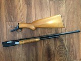 BROWNING TROMBONE 22 LR. MFG. IN BELGIUM NEW UNFIRED, NEVER BEEN ASSEMBELED 100% COND. NEW IN THE BOX - 2 of 9