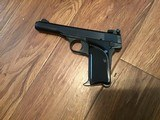 BROWNING BELGIUM 380 CAL. AUTO, 99% COND. CAN'T BE TOLD FROM NEW