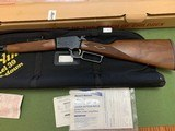 "MARLIN 39 TDS 22 LR. 16 1/4"" BARREL NEW UNFIRED 100% COND. IN THE BOX WITH THE MARLIN NYLON CARRYING ZIPPPER CASE"