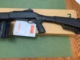"SDS RADIKAL P3 12 GA. PUMP 6 SHOT HOME DEFENSE SHOTGUN 18 1/2"" CHOKE TUBE BARREL, NEW UNFIRED IN THE BOX"