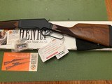 HENRY LONG RANGE, LEVER ACTION, 223 CAL. NEW UNFIRED IN THE BOX - 2 of 5