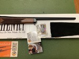 HENRY LONG RANGE, LEVER ACTION, 223 CAL. NEW UNFIRED IN THE BOX - 4 of 5