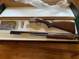 """BROWNING CITORI 725 FIELD, 410 GA. 3"""" CHAMBER, 28"""" INVECTOR, NEW UNFIRED 100% COND. IN THE BOX"""
