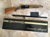 """BROWNING BELGIUM """"SWEET-16"""" 26"""" MOD. VENT RIB, RARE BARREL, MFG. 1969, NEW UNFIRED, 100% COND. IN THE BOX"""