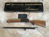 """BROWNING BELGIUM """"SWEET 16"""" 26"""" IMPROVED CYLINDER, VENT RIB, NEW UNFIRED 100% COND. IN THE BOX"""