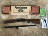 """REMINGTON 1100, LEFT HAND 20 GA. 26"""" IMPROVED CYLINDER, VENT RIB, MFG. 1972, NEW UNFIRED, 100% COND. IN THE REMINGTON DUPONT BOX"""