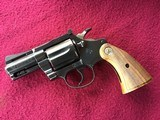 """COLT DIAMONDBACK 38 SPC. 2 1/2"""" BLUE, NEW IN THE BOX, COMES WITH OWNERS MANUAL, HANG TAG, COLT LETTER, ETC. - 2 of 4"""