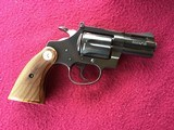 """COLT DIAMONDBACK 38 SPC. 2 1/2"""" BLUE, NEW IN THE BOX, COMES WITH OWNERS MANUAL, HANG TAG, COLT LETTER, ETC. - 3 of 4"""