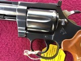 """COLT DIAMONDBACK 22 LR. 4"""" BLUE, MFG. 1969, NEW UNFIRED IN THE BOX, WITH OWNERS MANUAL, HANG TAG, COLT LETTER, ETC. - 5 of 10"""