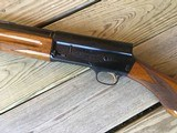 """BELGIUM BROWNING A-5 SWEET-16, 28"""" MOD., VENT RIB, MFG. 1957, ALL FACTORY ORIGINAL & LIKE NEW COND. - 4 of 7"""