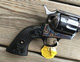 """COLT SAA, 357 MAGNUM CAL. 7 1/2"""" BLUE, MFG. 1978, NEW UNFIRED, UNTURNED IN THE BOX - 4 of 6"""