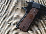 COLT 1911, 38 SUPER CAL. GOVERNMENT STYLE, MFG. 1950, IN ORIGINAL BOX WITH OWNERS MANUAL - 4 of 6