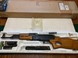 NORINCO AK-47, BKW 92 SPORTER 223/556 CAL. NEW IN THE BOX