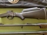 ROSSI 3 BARREL SET, 20 GA., 22 LR., 243 CAL. EXCELLENT COND. - 4 of 4
