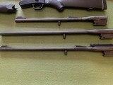 ROSSI 3 BARREL SET, 20 GA., 22 LR., 243 CAL. EXCELLENT COND. - 3 of 4
