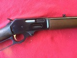 MARLIN 444 MODEL, 444 MARLIN CAL., MICRO GROOVE BARREL, JM STAMPED, ENGLISH STOCK, 99% COND. - 5 of 9