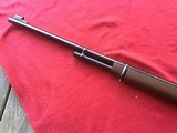 MARLIN 444 MODEL, 444 MARLIN CAL., MICRO GROOVE BARREL, JM STAMPED, ENGLISH STOCK, 99% COND. - 9 of 9