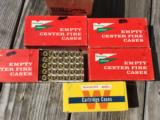 WINCHESTER.45. LONG COLTBRASS.NEW IN BOX