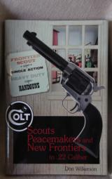 Colt Scouts, Peacemakers and New Frontiers in .22 Caliber - 1 of 1