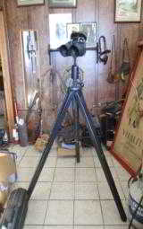 WWII German Flak 88 Binoculars With Tripod - 3 of 5