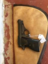 Beretta 22 cal pistol